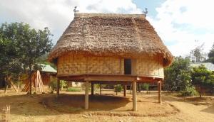 Katu dwelling